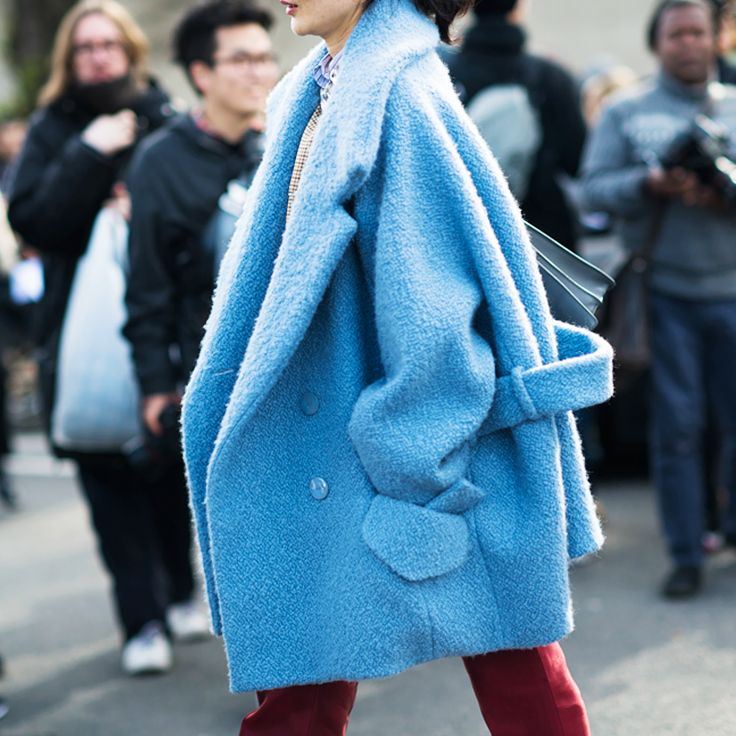 The Season's Coolest Coats