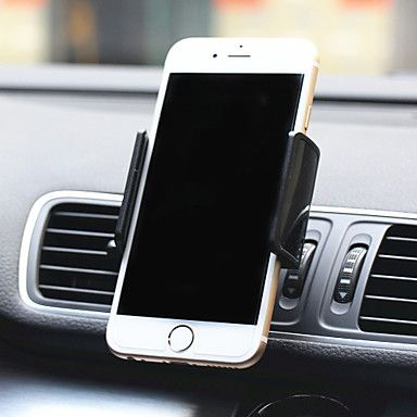 Car Air Vent Mount Cradle Holder for All Smart Phone 3596986 2016 – $6.99