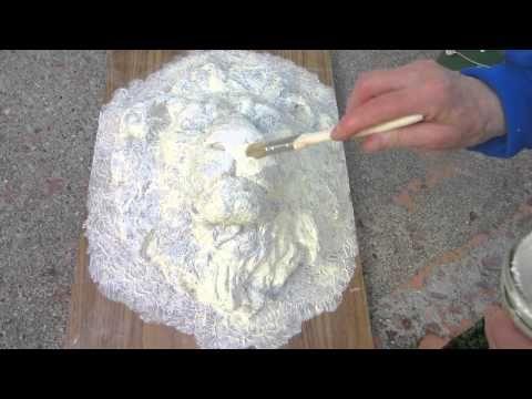 how to make papier mache with pva glue