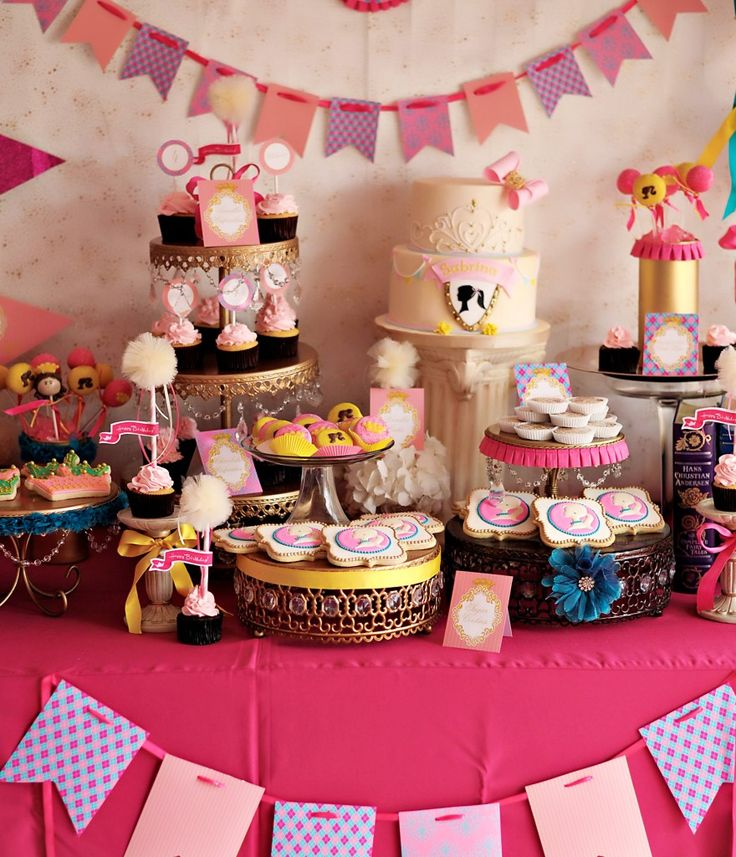 If you think of a little girl, you will think princess party obviously. Most of them love it. This link gives some excellent and innovative ideas for a princess themed party.