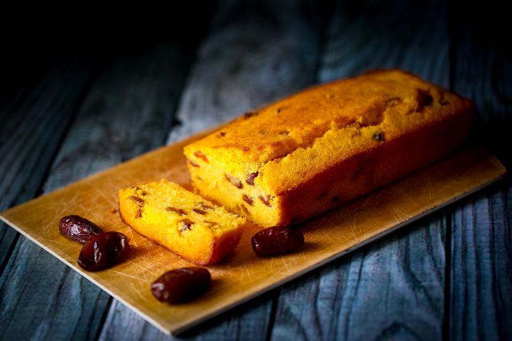 Кукурузный хлеб с финиками - Andy Chef - блог о еде и путешествиях, пошаговые рецепты, интернет-магазин для кондитеров