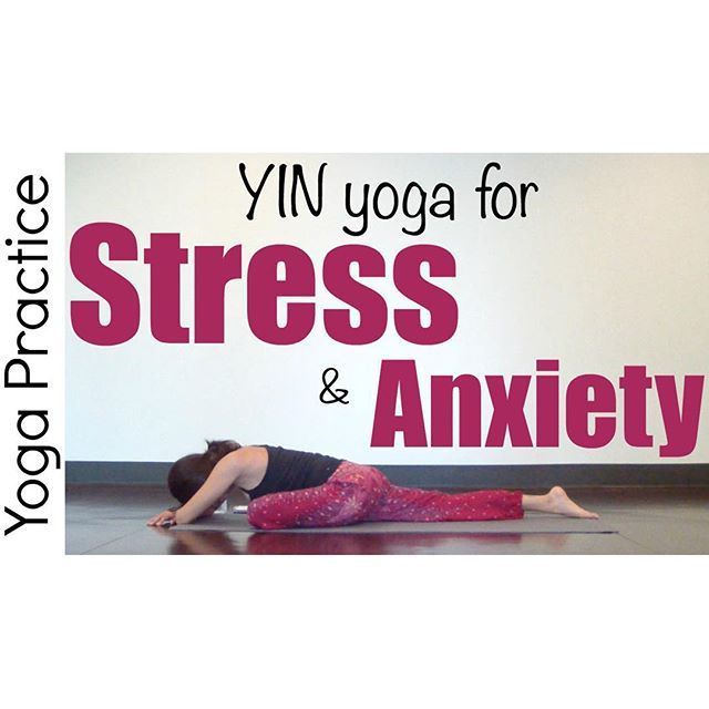 The first video in the YIN series is now available on my YouTube channel www.youtube.com/sarahbethyoga This 30 minute Yin for Stress & Anxiety is one of my favorite sequences at the moment. It is such a deep release and I'll guide you throughout to sift through your thoughts and stay present with breath meditation. Try it today! #youtubeyoga
