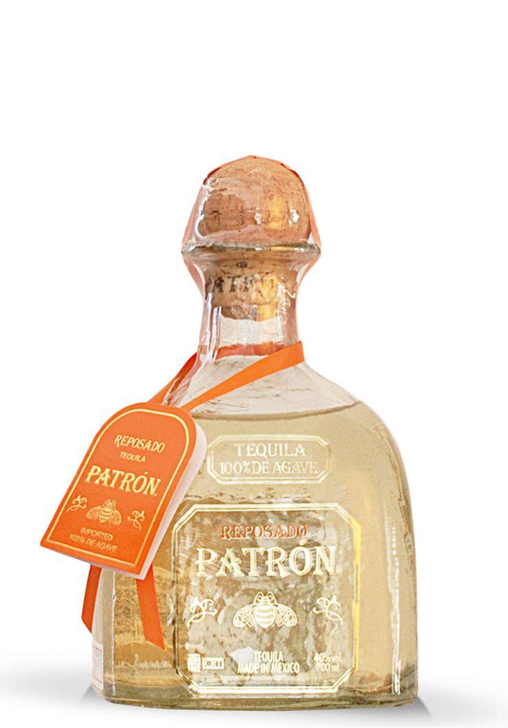 Tequila Patron Reposado (0.7L) - SmartDrinks.ro