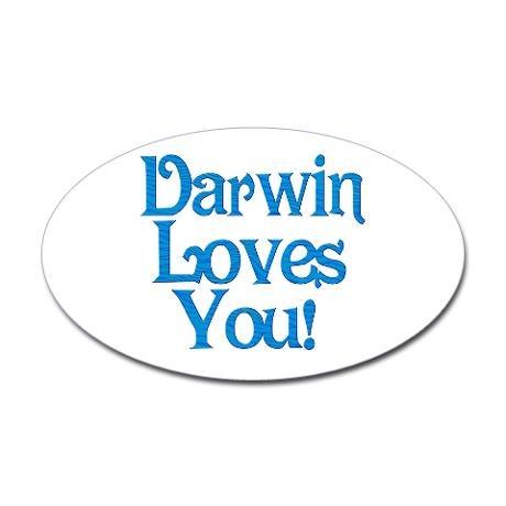 Darwin loves you! ❤❤