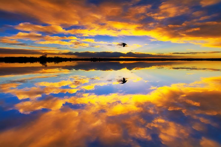 Reflection from the Sky by Michael Jones - Photo 80331585 - 500px
