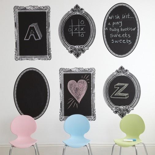 Blackboard Wall Stickers