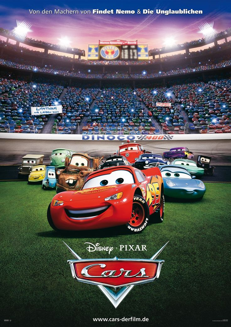 Cars - Love this movie!