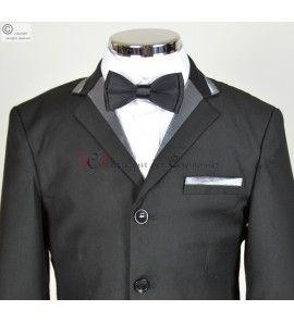 costume noir Lino
