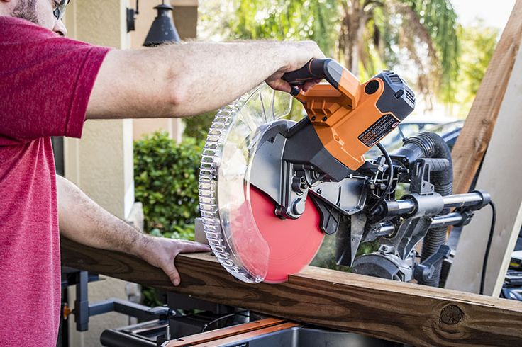 Ridgid R4221 12-Inch Miter Saw Review