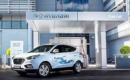 First Mass Produced Hydrogen Car Unveiled in Australia | Hydrogen Cars Now