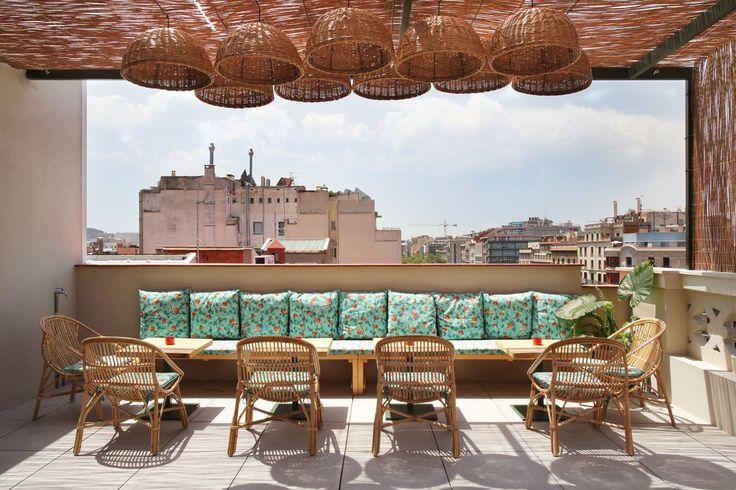 Hotel Casa Bonay Hotels Design Barcelona Hotels Contract Interior Design
