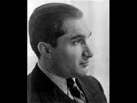 Joseph Schmidt - La Paloma - YouTube