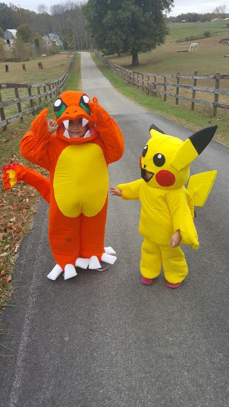 pokemon u0026 pikachu costume