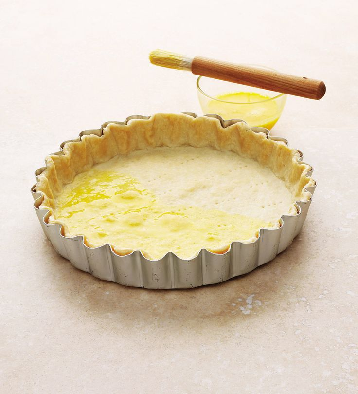 If you're thinking of improving your baking, have a go at this easy shortcrust pastry recipe - the starting point for perfect tarts.