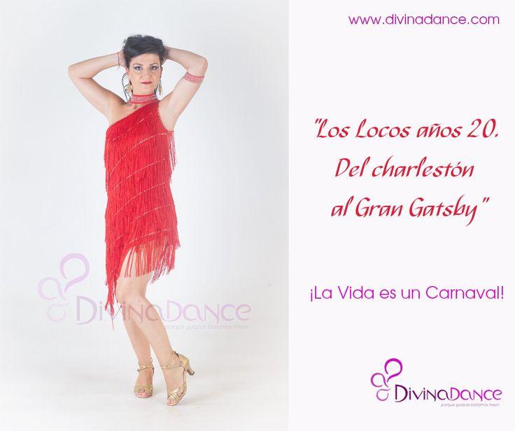 En el blog de divina dance tenemos un artículo sobre el carnaval. Este modelo de vestido de salsa sirve también para bailar charleston. ¿Te animas a bailar? En www.divinadance.com te ayudamos con el traje.