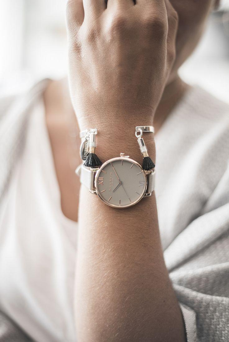 Bracelet MIZI par Luxetto 69$ http://luxetto.com/collections/bracelets/products/mizi-argent-noir?variant=20717931141