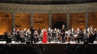 "The ""Festival de música y danza de Granada ""is one of the greatest in the country."