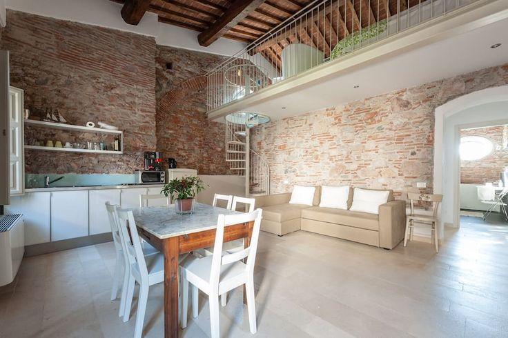 Apartment in Pisa, Italy. lla Del Lupo (XVIII sec.) comprende un piccolo residence composto da n.3 appartamenti , due appartamenti sono per 4/6 persone ed uno da 6/8 persone. È stato recentemente restaurato in perfetto stile toscano.      I due appartamenti da 4/6 persone So... - Get $25 credit with Airbnb if you sign up with this link http://www.airbnb.com/c/groberts22