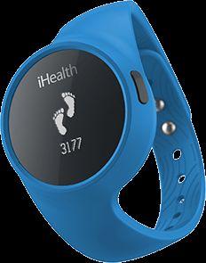 iHealth™ AM3 - Wireless Activity and Sleep Traker Dispozitiv wireless pentru monitorizarea activității și a somnului. Folosind tehnologia Bluetooth 4.0, dispozitivul este rezistent la ploaie, transpirație sau stropire. Fiecare dispozitiv arare două opțiuni de culoare pentru curele și agățătoare în talie. Acest dispozitiv, impreună cu aplicația iHealth MyVitals, te poate păstra motivat și te poate ajuta să rămâi activ, un stil de viață mai sănătos.