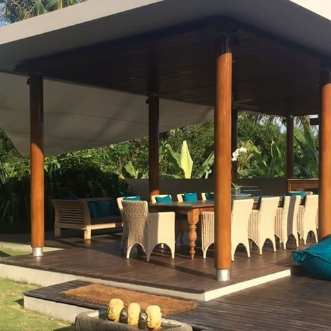 """""""So I'm sitting in the villa waiting for my friends to come"""" ___________ Hang with us on snapchat  @geriabali and be inspired by our Bali villa collections. Don't forget to tap the follow button on...#bali #video #youtube #pintrest #luxury #holiday #villa #balivilla #tbt #luxwt #vacation #honeymoon"""