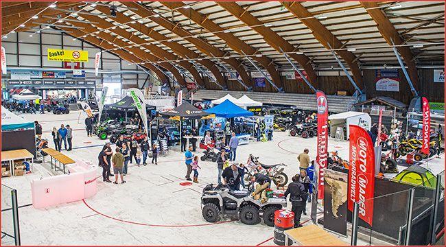 Schweizer Messe: Quad Expo 2018 Alles unter einem Dach zu vereinen, ist das Anliegen der Organisatoren; in der Kunsteisbahn Oberwynental in Reinach findet die Quad Expo 2018 im April statt https://www.atv-quad-magazin.com/schweizer-messe-quad-expo-2018/ #messe #quadexpo #schweiz #atvquadmagazin