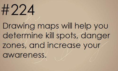 Zombie Apocalypse Survival Tip #224