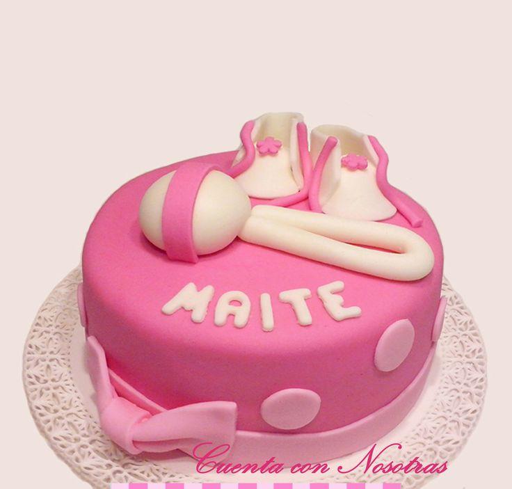 Torta baby shower Torta mamadera