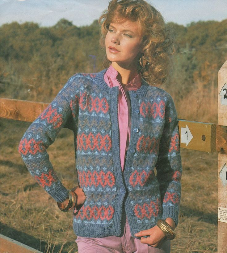 297 best Womens Knitting Patterns images on Pinterest | Cardigans ...