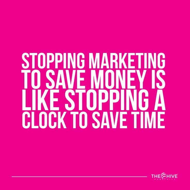 Marketing is an investment that will give you a return when you develop it correctly. #marketing #entrepreneur
