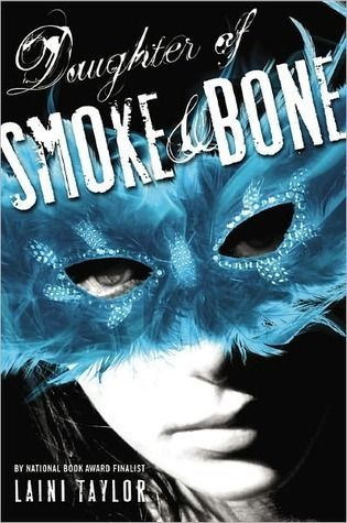 Daughter of Smoke and Bone (Daughter of Smoke and Bone  1) by Laini 43bfdaf06d2