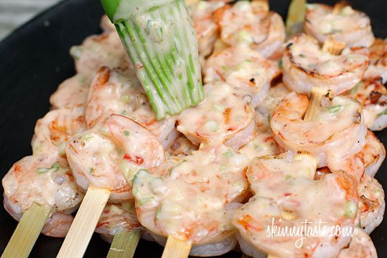 Best 25+ Grilled shrimp skewers ideas on Pinterest ...