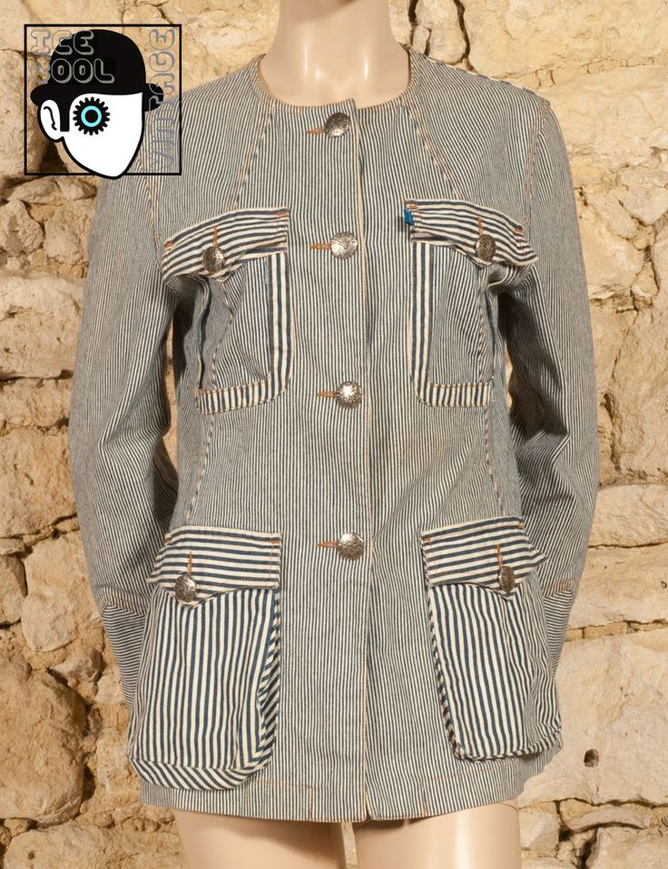 'CHRISTIAN LACROIX JEANS' JACKET - UK 10 or fitted 12 - (Q)