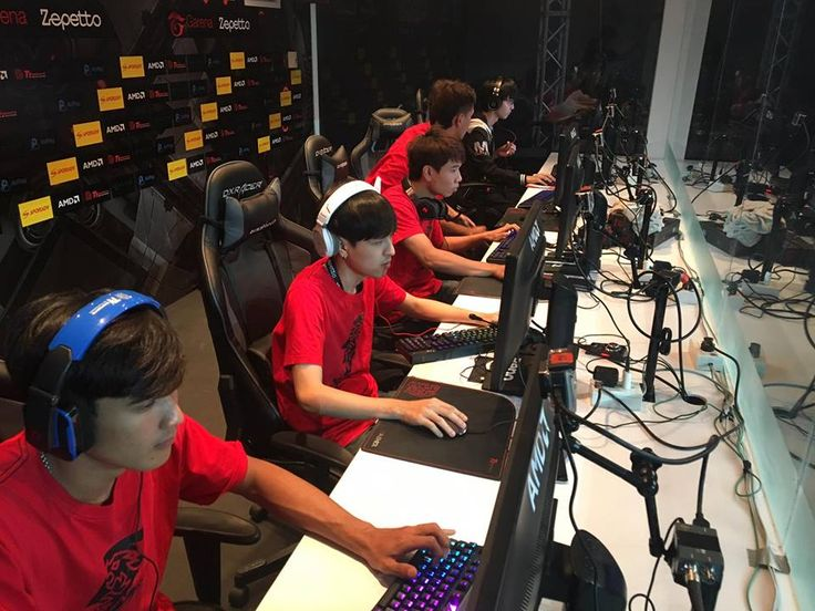 Shoutout to #TteSPORTS Mango E-Sport @ the Point Blank Thailand Championship. Good luck!