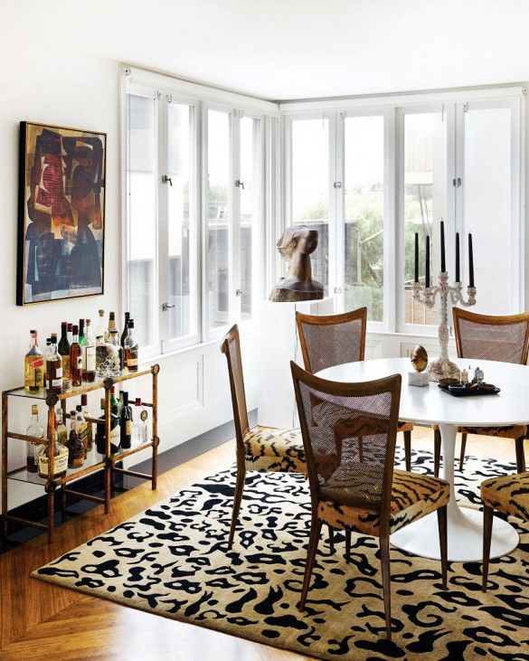 The Chicest Dining Rooms Youve Ever Seen