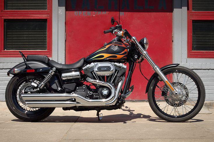 2016 Dyna Wide Glide | Harley-Davidson USA