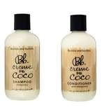 Bumble and Bumble Creme de CoCo shampoo and conditioner