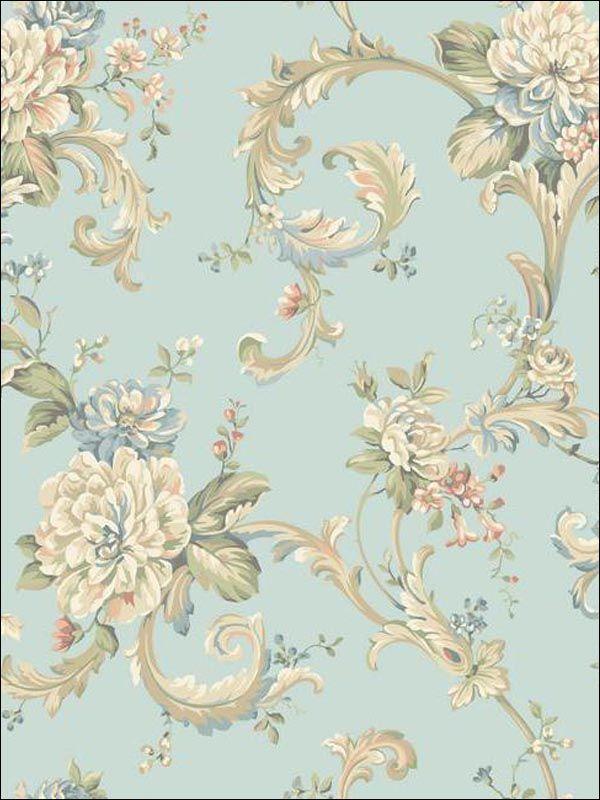 wallpaperstogo.com WTG-131037 York Traditional Wallpaper