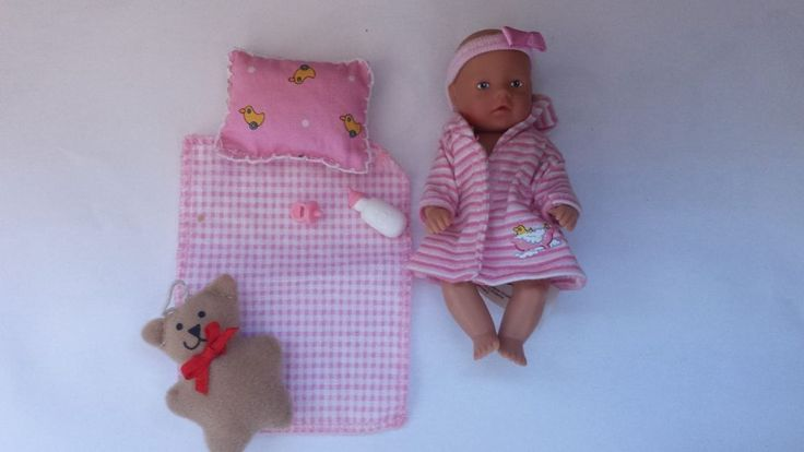 Zapf Creation Baby Born Mini World doll with accessories