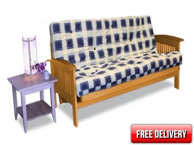 california deluxe oak futon     319 95   made from 100  malaysian oak the california has a high lacquer honey colour finish  easily folds out from a 3     21 best futons images on pinterest   futons couch and queen beds  rh   pinterest