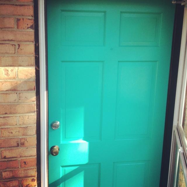 Best 25 Teal Paint Colors Ideas On Pinterest: Best 25+ Teal Front Doors Ideas On Pinterest