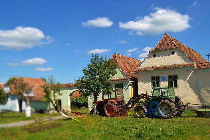 Saxon Legacy in Transylvania - Private Tour - 8 days - Touring Romania