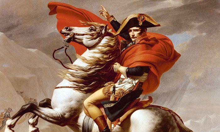 Aquí están las mejores frases de Napoleón Bonaparte. El gran líder francés tuvo mucho que decir sobre los soldados y el liderazgo. Compendio de Frases militares