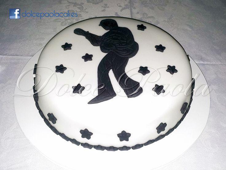 Bolo Elvis Presley; Elvis Presley cake