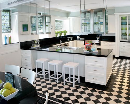 Black And White Traditional Kitchen best 25+ traditional kitchen layouts ideas only on pinterest