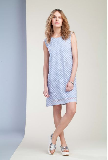 #light #blue #collection #lookbook #solar_company #dress