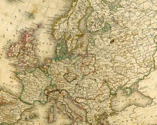 Für Alle Reiselustigen Eine Weltkarte Als Fototapete Im Coolen Vintagelook!  Jetzt Bei Awallo.de