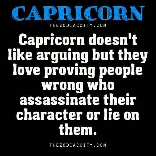 how do capricorns act in a relationship