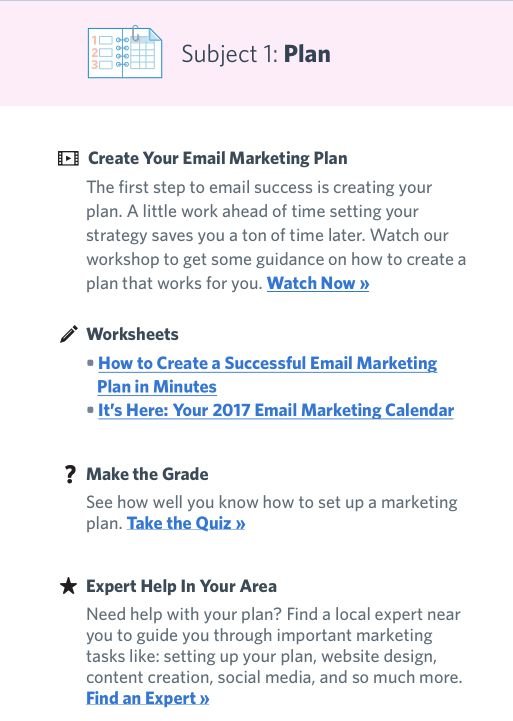 661 best Email Marketing Tips and Best Practices from Constant - email marketing resume