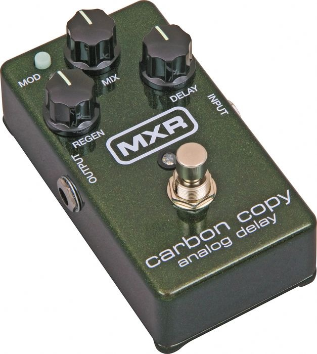 MXR M169 Carbon Copy Analog Delay Guitar Effects Pedal... Do want.