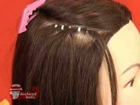 Best 25 weave hair extensions ideas on pinterest curly hair linkies track weave hair extension video tutorial doctoredlocks there are several pmusecretfo Choice Image